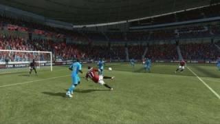 FIFA 12 - Les dribbles