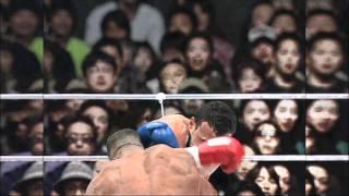 Alistair Overeem - Strikeforce - (Heavy weight Champion)The Demolition Man
