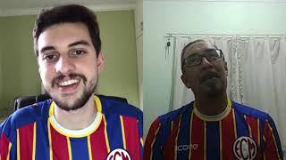 Celso Franco de Oliveira Filho - Grandes momentos da história do Mogiana