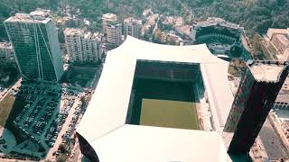 "Gambar cover National Arena - Tirana, Air Albania Stadium ""the most beautiful stadium in the Balkans"""