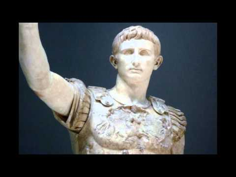 the biography of the first roman emperor caesar augustus The novel's subject—the life and history-changing career of the first emperor of rome  hail augustus but  the roman enemies of julius caesar and.