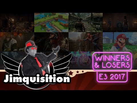 Winners & Losers E3 2017 (The Jimquisition)