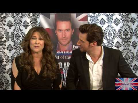 Richard Armitage: Out-takes, Interview with Host Marlise Boland