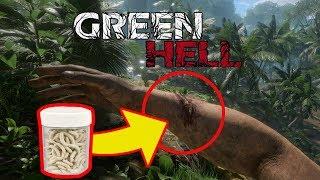 NIEPRZYJEMNE SPOTKANIE Z PANTERĄ - Green Hell (#5)