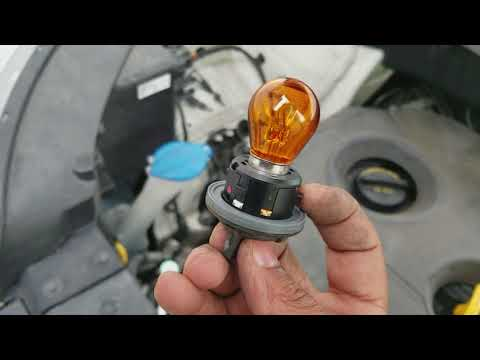 2016 Kia Soul indicator light bulb remove/replace diy