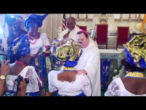 "Nigerian Catholic Women Organization ""Saint Katherine Drexel Parish"""