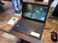 Asus Laptop X570ZD youtube review thumbnail