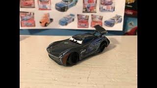 Disney Cars Damaged Jackson Storm Custom Review