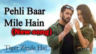 Pehli Baar Mile Hain - Arijit Singh ( Tiger Zinda Hai ) || Status video || Bollywood masala