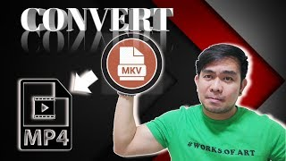 How To Convert mkv files to mp4 using mobile | Step by Step | Updated Version 2019