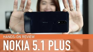 Nokia 5.1 Plus Hands On Review