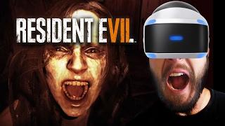 HILLBILLY HORROR! - Resident Evil 7 VR Gameplay