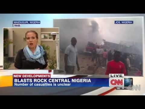 3 Explosions Rock Jos, Plateau State Nigeria