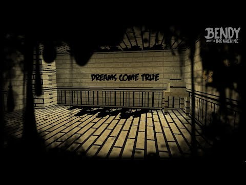 BENDY and the ink machine [MAP TRAILER]