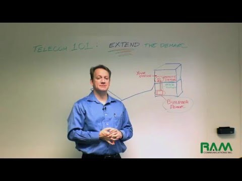 RAM Telecom 101: How does one Extend a Demarc?