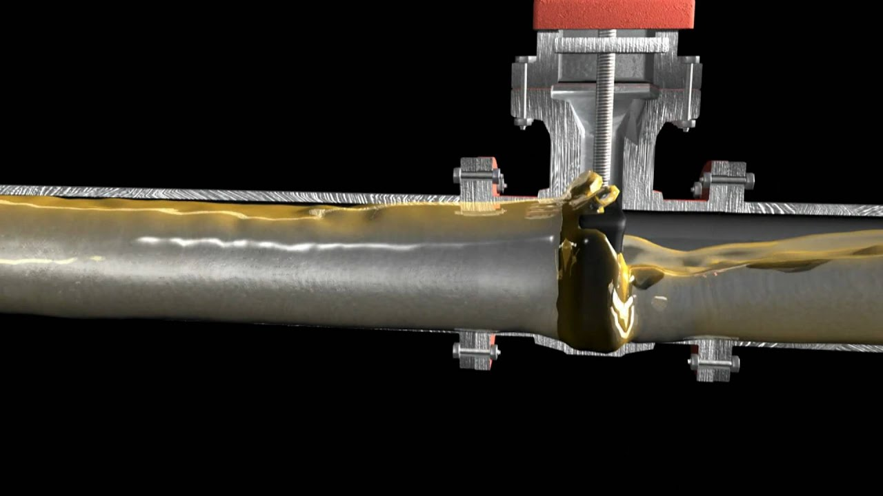 Oil Amp Fuel Pipeline Valve Shutting And Bladder Surge