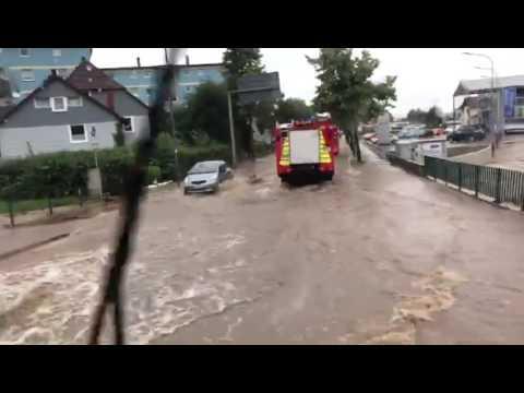 Katastrophenalarm Goslar