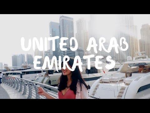 UAE Travel Video 2017