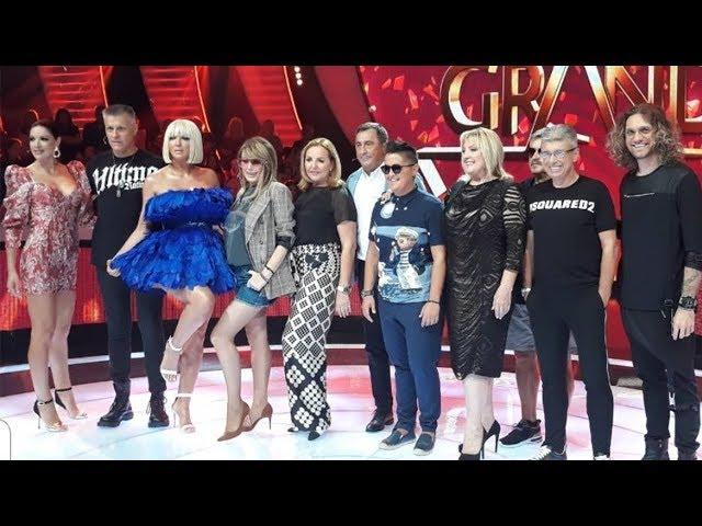 Grand News - Pocelo snimanje Zvezda Granda - (TV Grand 10.09.2019.)