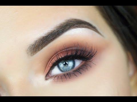 Thanksgiving Makeup Tutorial | Jaclyn Hill Palette