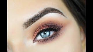 Jaclyn Hill X Morphe Palette   Eye Makeup Tutorial