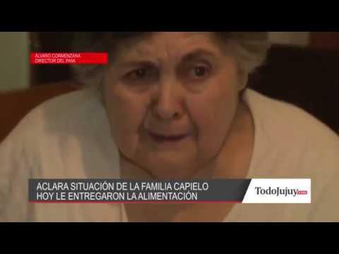 Alivio para la familia Capiello: el PAMI le entregó los insumos a Francisco