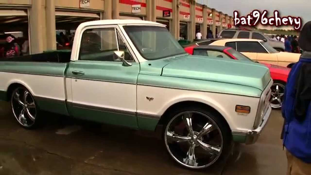 All Chevy chevy c10 20 wheels : 1970 Chevrolet C10 Short Bed Truck on 26