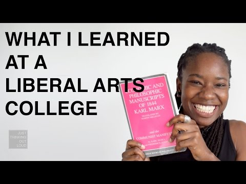 What I Learned at a Liberal Arts College