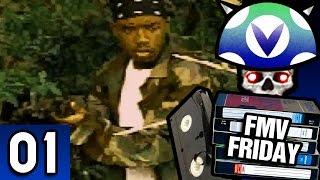 [Vinesauce] Joel - FMV Friday: Soldier Boyz ( Part 1 )