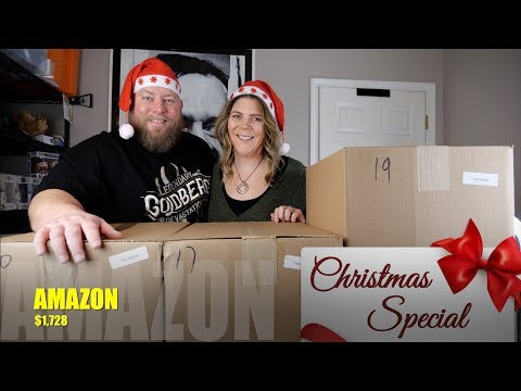 Christmas Day SPECIAL $1728 Amazon Customer Returns Pallet + Home SMART HUB Found  Rejoice