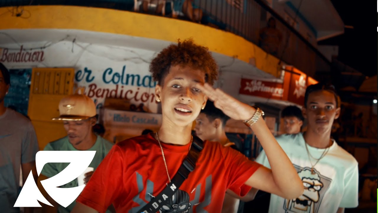 El Rapper RD - Me Le Moví (Video Oficial)