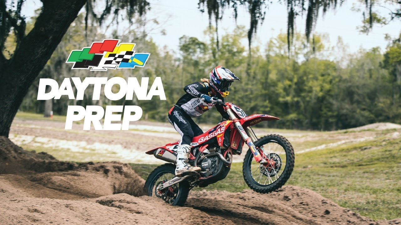 DAYTONA SX - Justin Barcia and Pierce Brown Ripping
