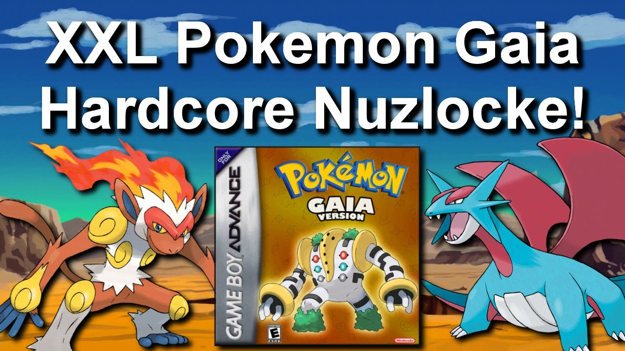 Kann ich eine Pokemon Gaia Hardcore Nuzlocke durchspielen? (Schwerer Romhack)