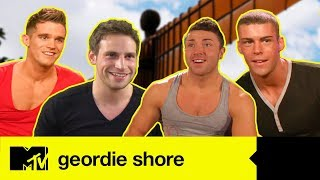 Your Favourite Geordie Lads Enter The House | Geordie Shore