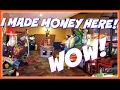 Spare Time Arcade Inside Don Carter Lanes I Made Money! Arcade Jackpot Arcadejackpotpro video