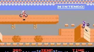 Game Boy Advance Longplay 086 Classic NES Series Excitebike