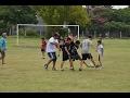 Más de 300 chicos en el encuentro de fútbol en San Isidro