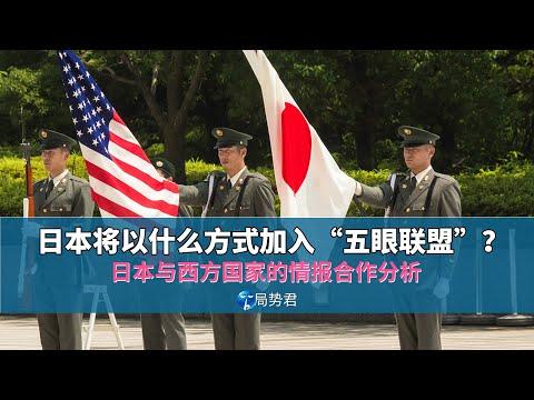 "【局势君】日本将以什么方式加入""五眼联盟""?(In what way will Japan join the"