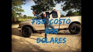 COMPRÉ UNA F150 POR 1000 DOLARES EN ESTADOS UNIDOS|JARED NICOLAS