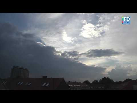 Weer regen: timelapse