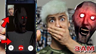 DO NOT FACETIME GRANNY'S AT 3AM!! *OMG SHE CAME TO MY HOUSE*