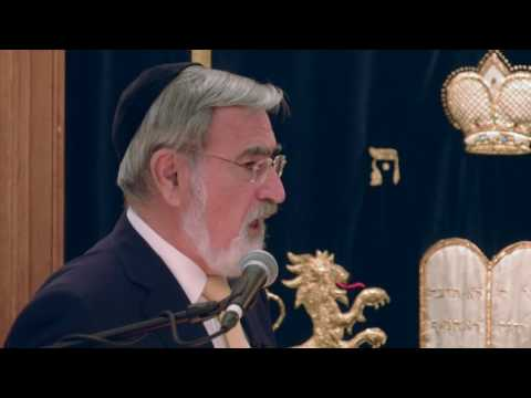 Lessons from Kohelet - A Sukkot shiur by Rabbi Sacks