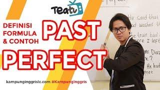 Download lagu Cara Mudah Belajar Past Perfect Tense   TEATU Mr Diaz - Kampung Inggris LC