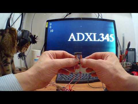 ADXL345 - Triple-Axis Accelerometer