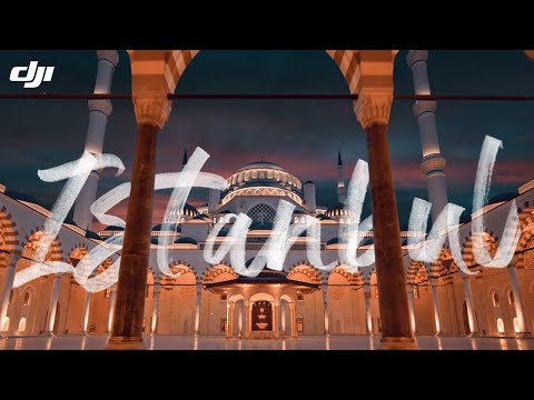 DJI Inspire 2 - Istanbul (ft. TimeLab Pro)