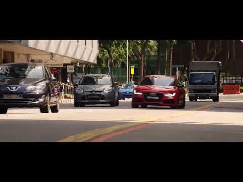 Hitman Agent 47 - Audi scene