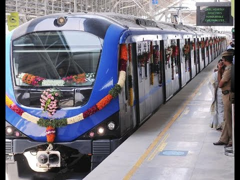 Chennai Metro - First Day Travel Experience.... 29