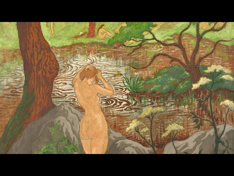 Paul Ranson's Mystical Forest Of Nudes And Nymphs