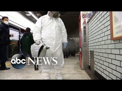 Coronavirus could turn into global pandemic, officials say | ABC News