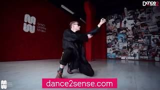 IC3PEAK - Plamya vogue dance choreography by Nikita Ovcharenko - Dance2sense